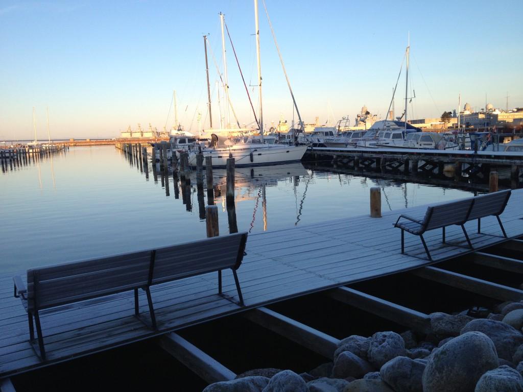 vinter havn
